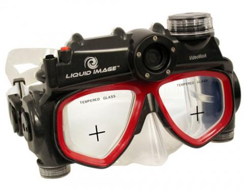 LiquidImage Diving Mask