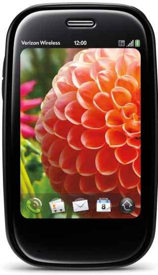 Palm Pre Plus on the Verizon Network